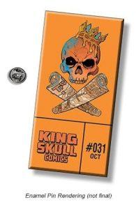 King Skull Comics