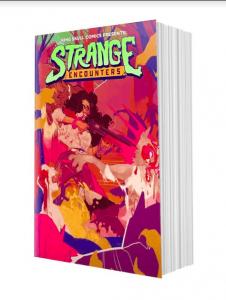 Strange Encounters Anthology