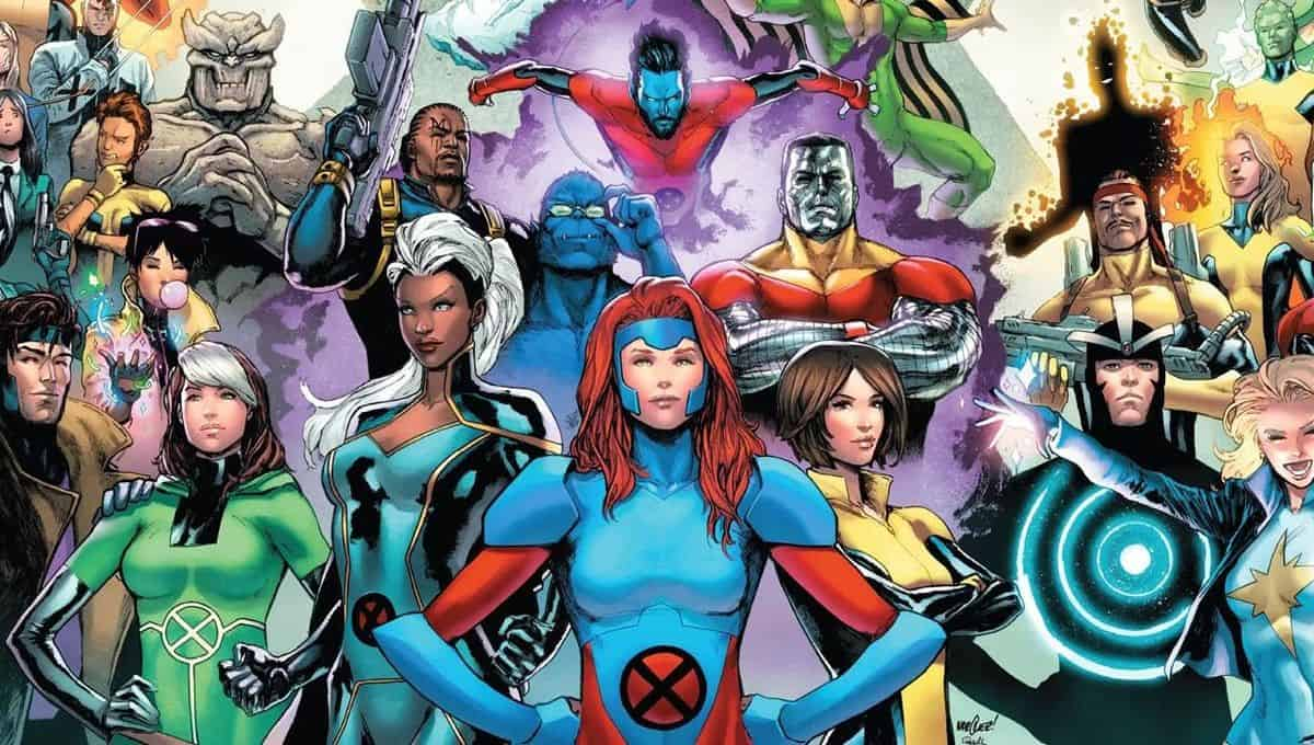 Bring X-Men into the MCU