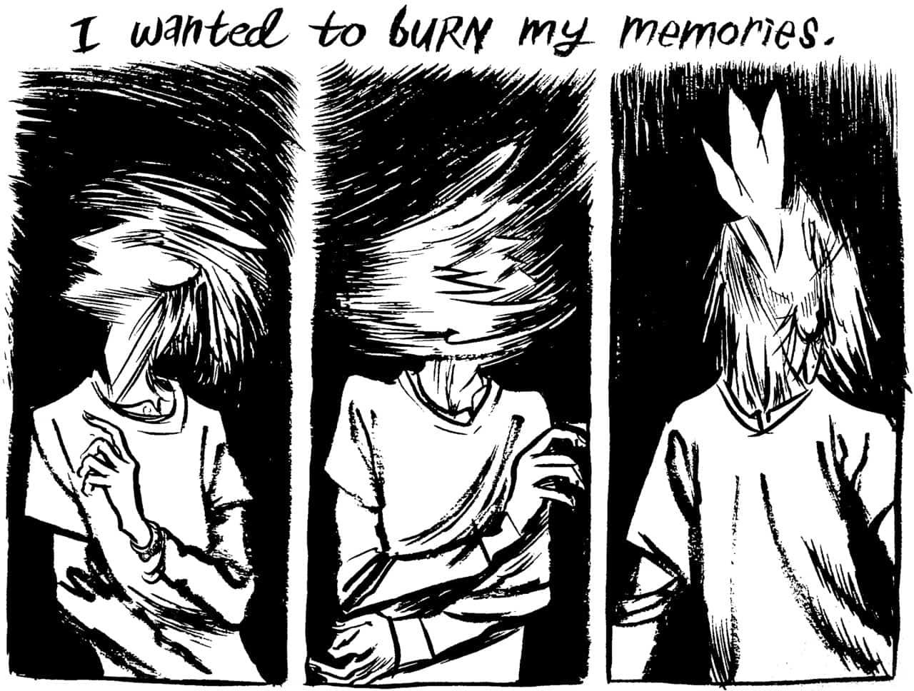 graphic memoirs