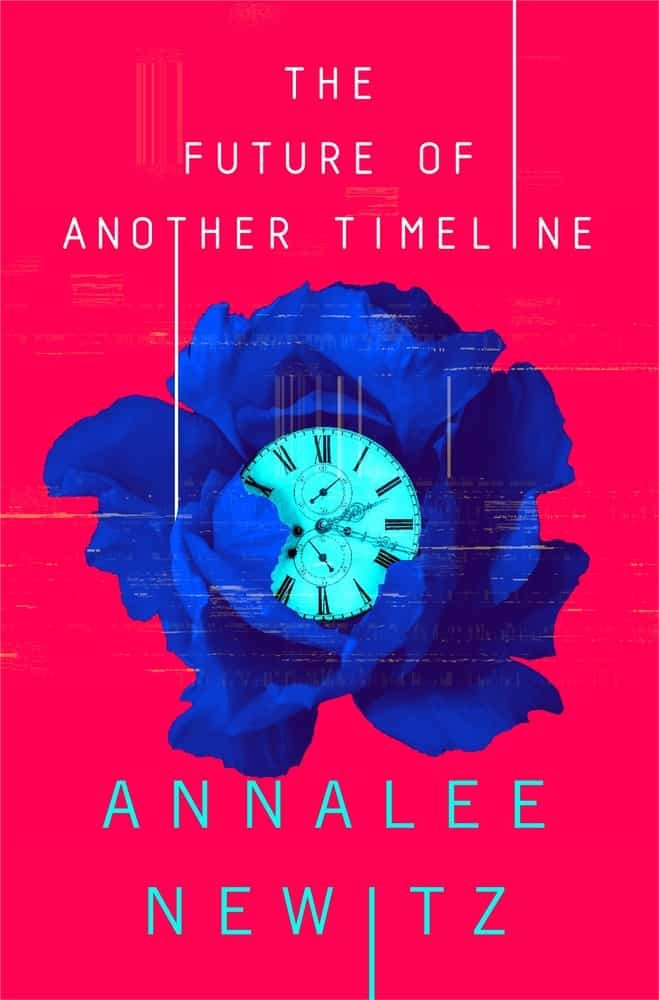 Standalone Sci-Fi Novel - The Future of Another Timeline by Annalee Newitz