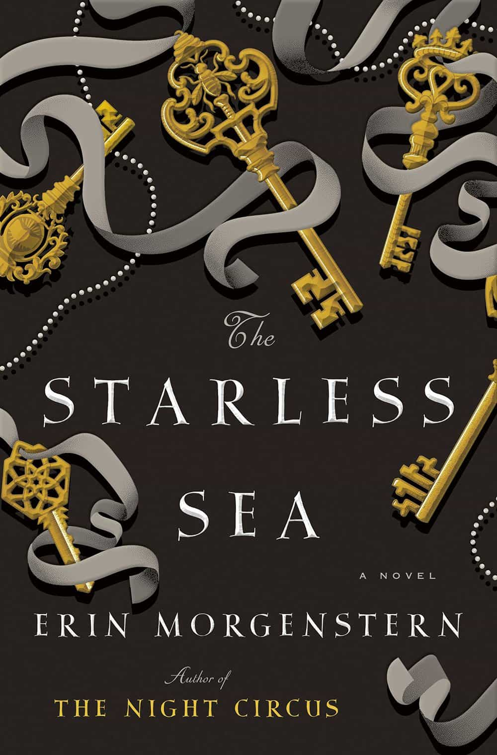 Standalone Sci-Fi and Fantasy Novels - The Starless Sea by Erin Morgenstern