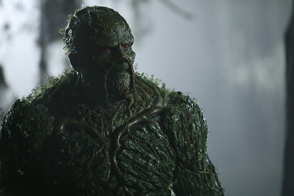 Swamp Thing Season Finale
