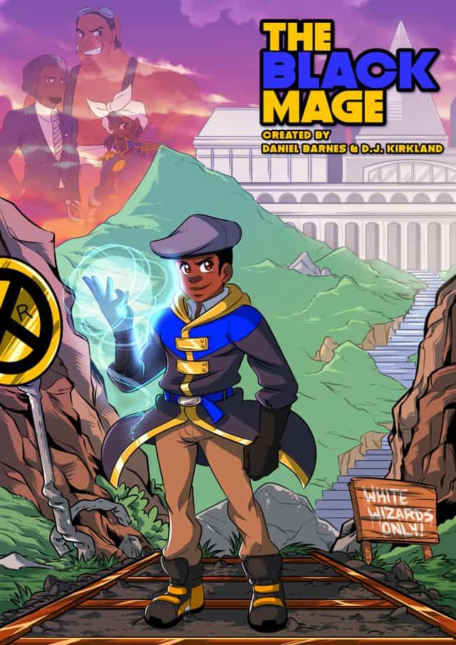 The Black Mage Mixes Hogwarts Magic and Social Critique
