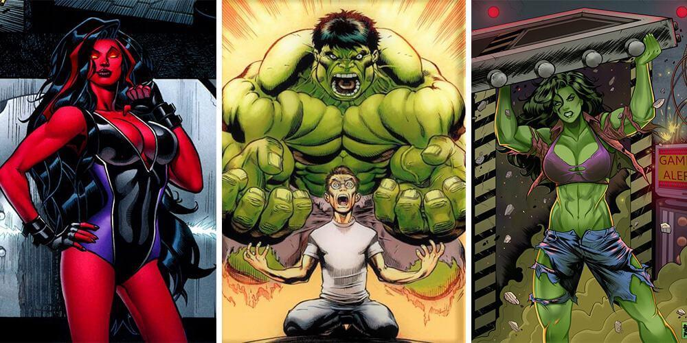 She-Hulk Origins
