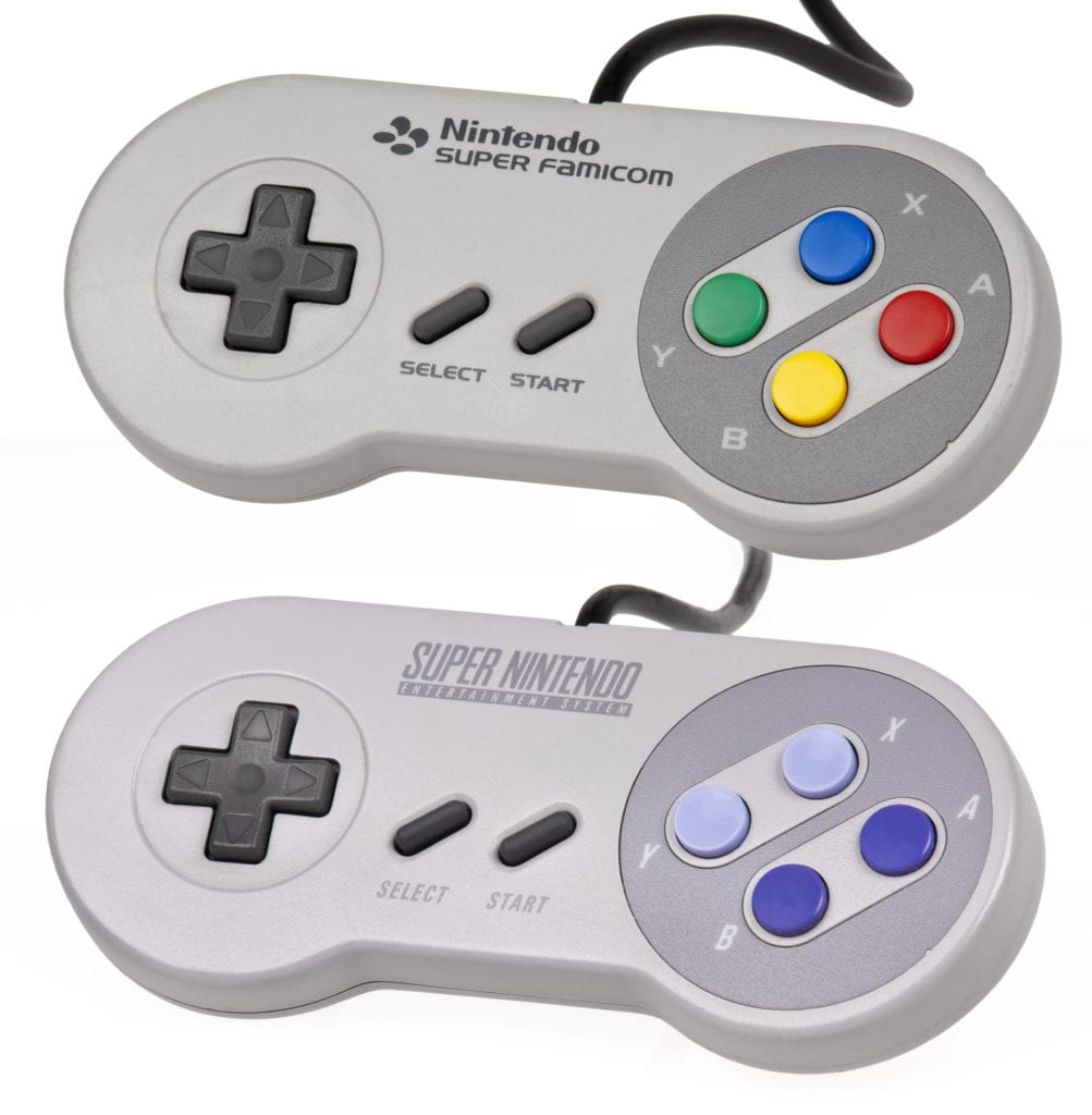 best gaming controllers of all time