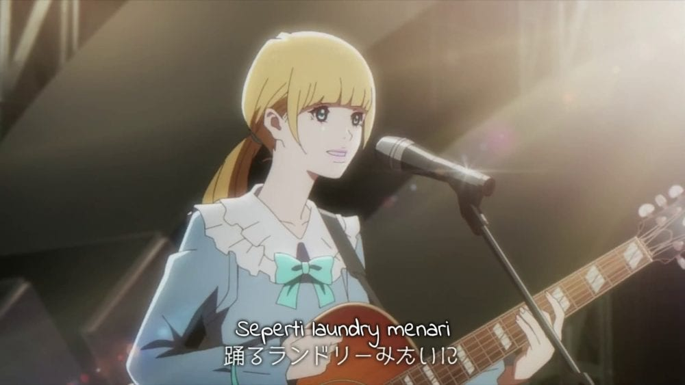 carole and tuesday anime netflix