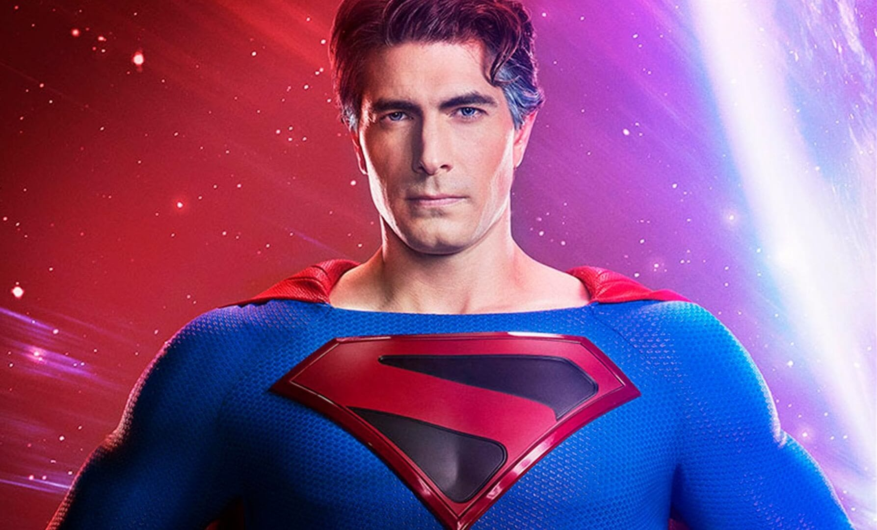Brandon Routh Kingdom Come Superman Crisis On Infinite Earths