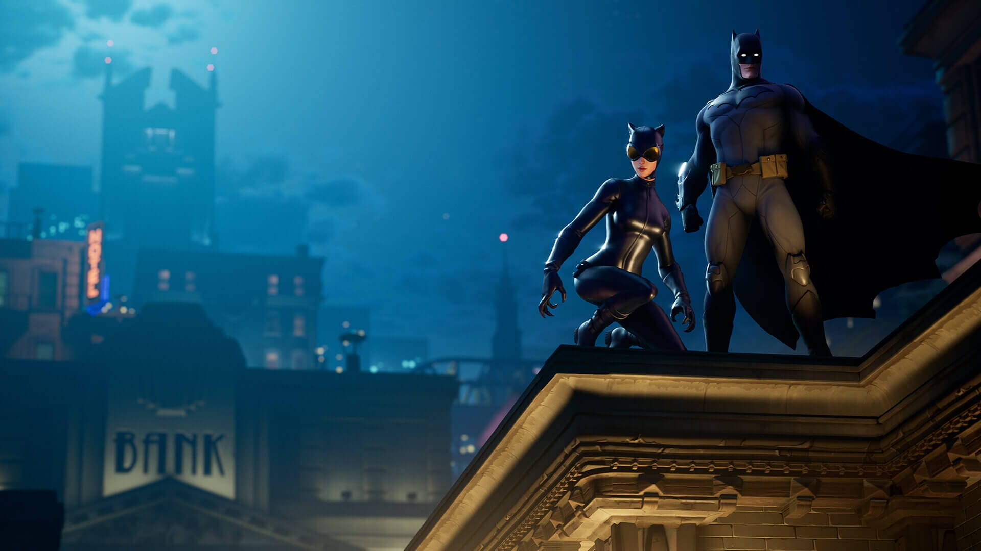 Fortnite Batman Free Games
