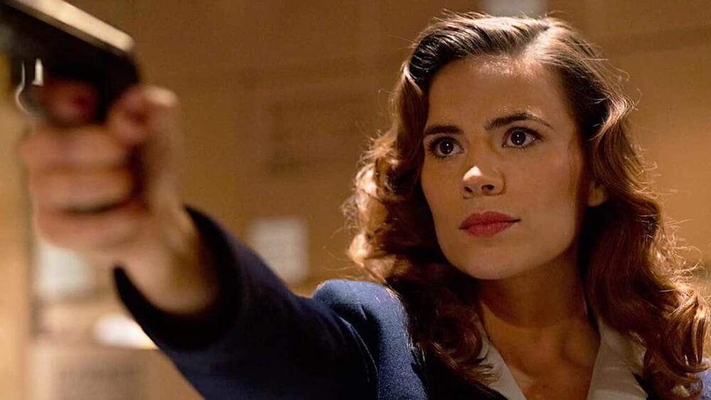 Agent Carter will be joining Mission: Impossible