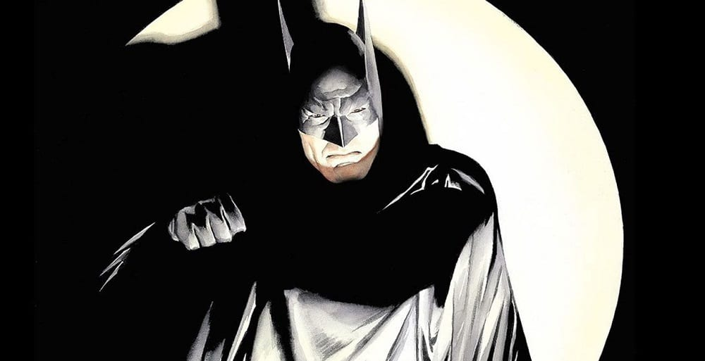 History of Batman Day Alex Ross Image