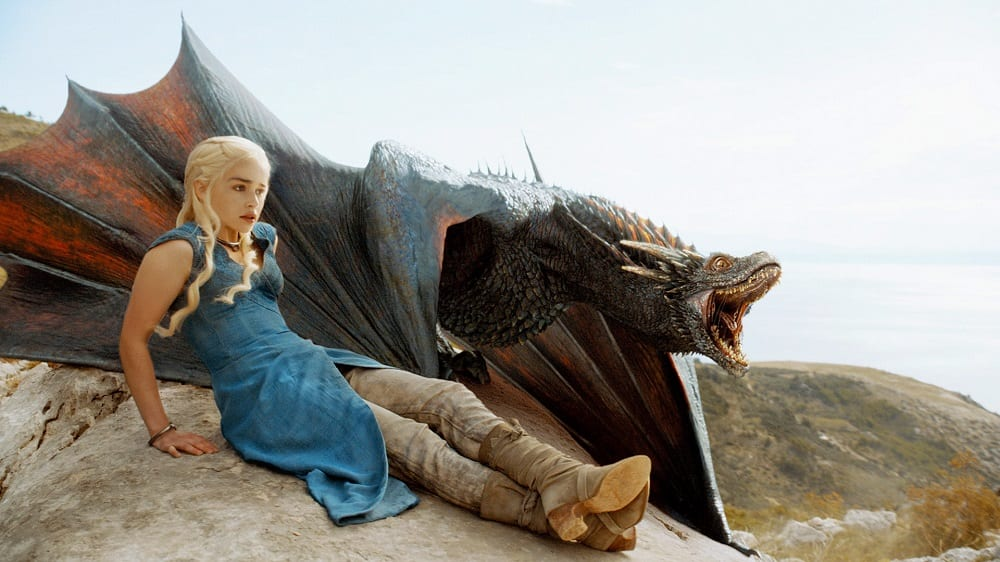 House Targaryen Prequel Series Danaerys and Drogon