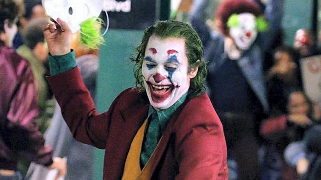The Joker Smiling at $1 billion