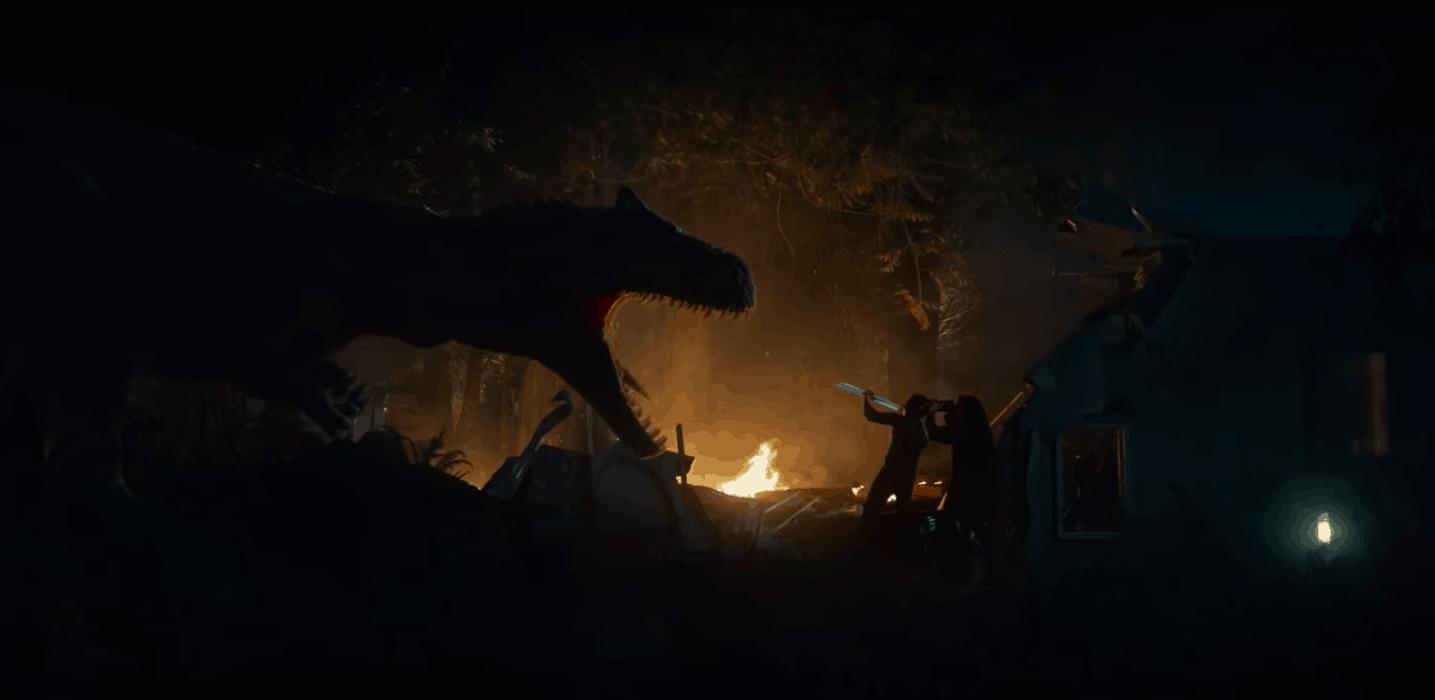 Jurassic World Short Film