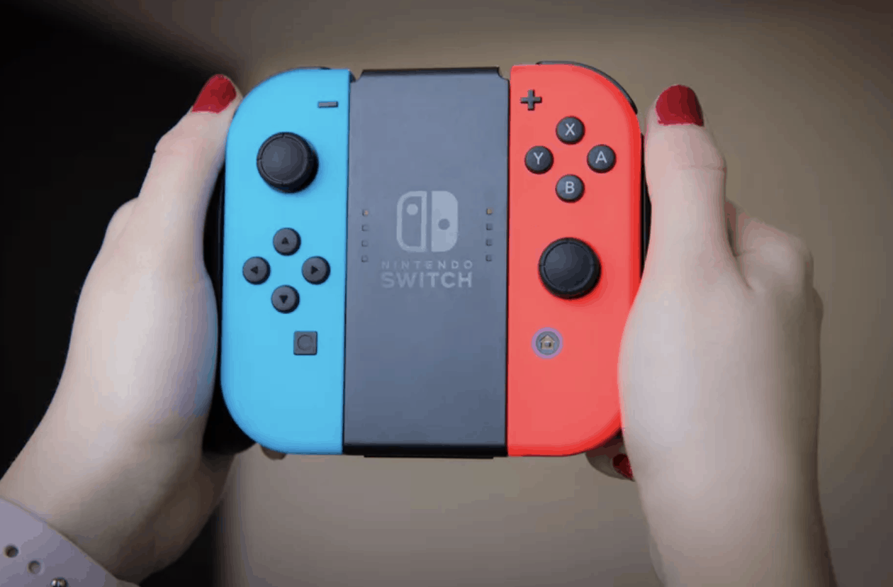 joy-con issues in Switch Lite