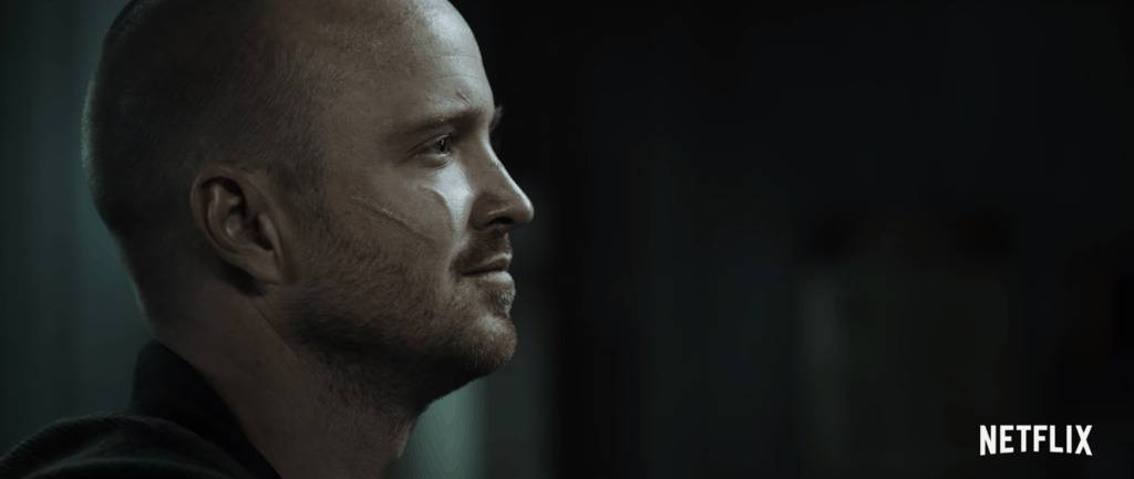 El Camino: A Breaking Bad Trailer - Jesse Scarred