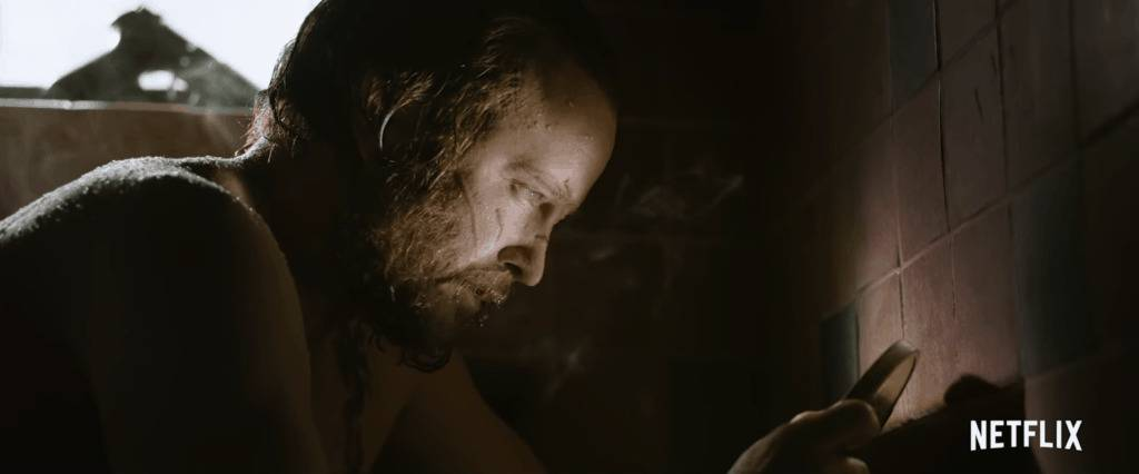 El Camino: A Breaking Bad Trailer - Jesse Cleans Up