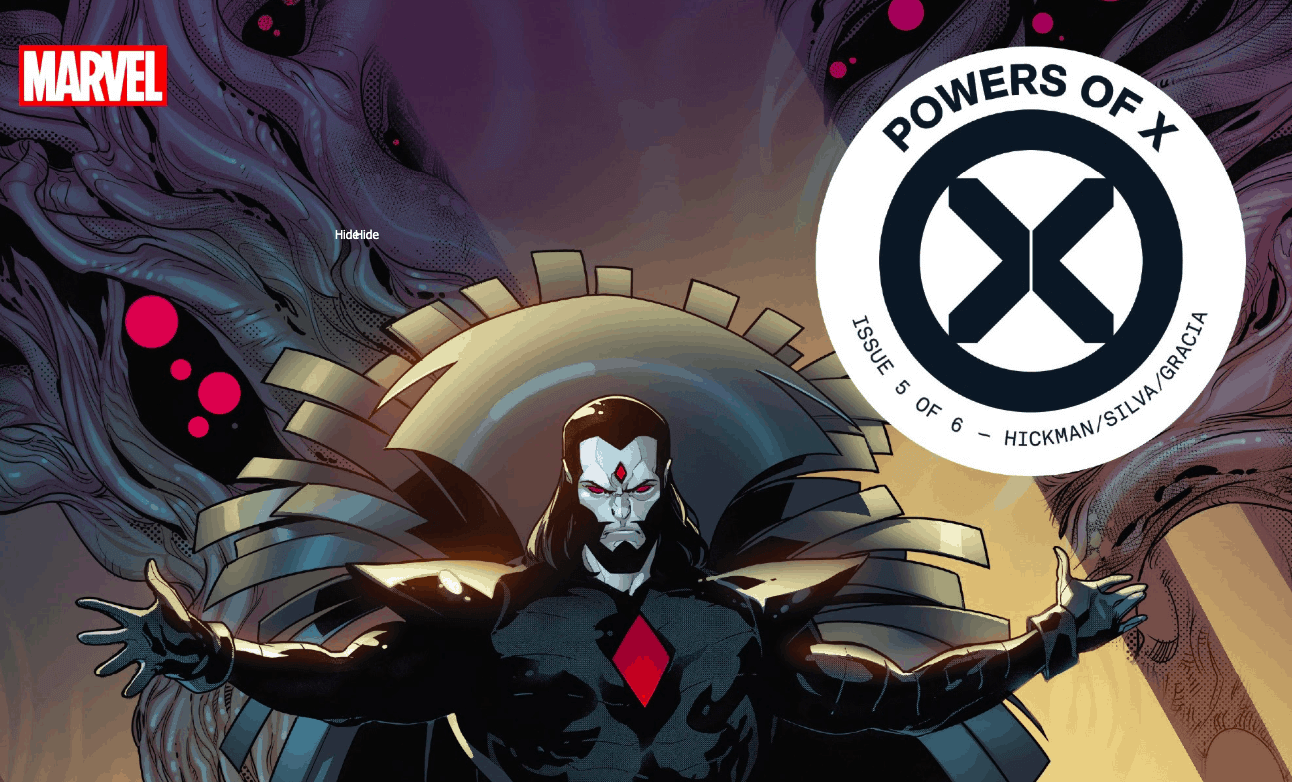 Mr. Sinister Powers of X #5
