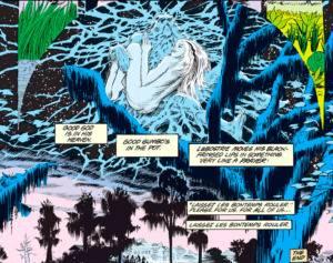 Swamp Thing Abby Arcane Alan Moore Saga of the Swamp Thing