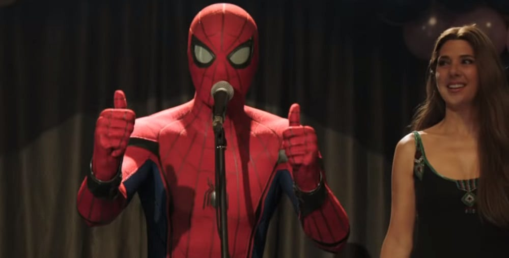 Will Apple Buy Sony Pictures Spider-Man: Far From Home