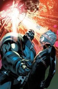X-Men Handshake House of X #5