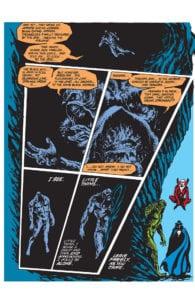 Dark Thing Defeated Alan Moore Saga of the Swamp Thing