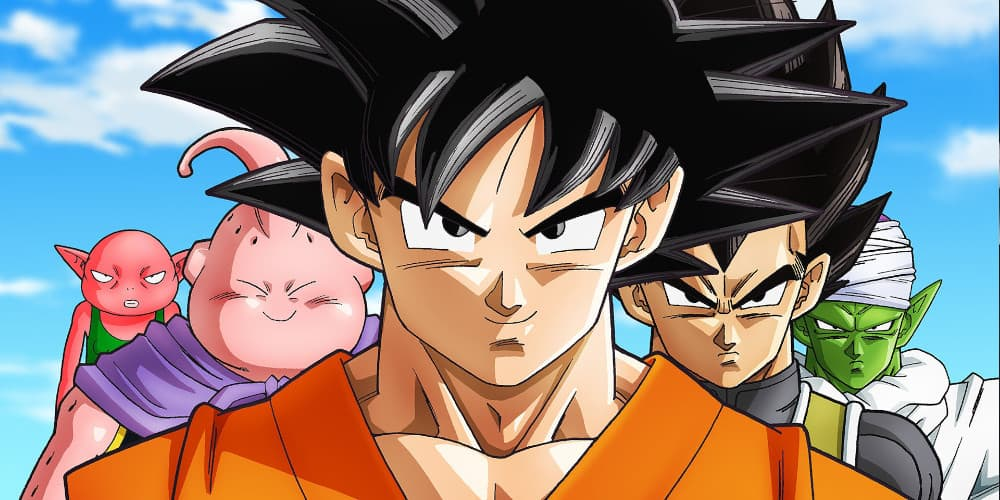 Image from Dragon Ball
