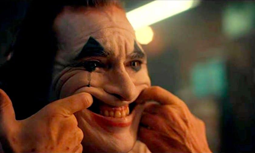 Joaquin Pheonix as Joker