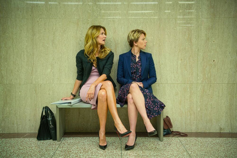 Tiff Marriage Story review Laura Dern & Scarlett Johansson