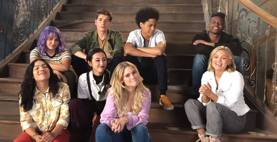 marvel's runaways cloak and dagger crossover