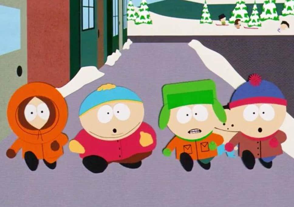 South Park premiere