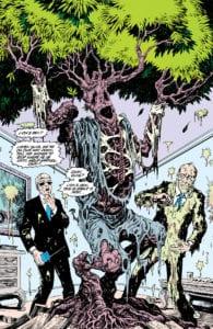 Swamp Thing Murder Alan Moore Saga of the Swamp Thing