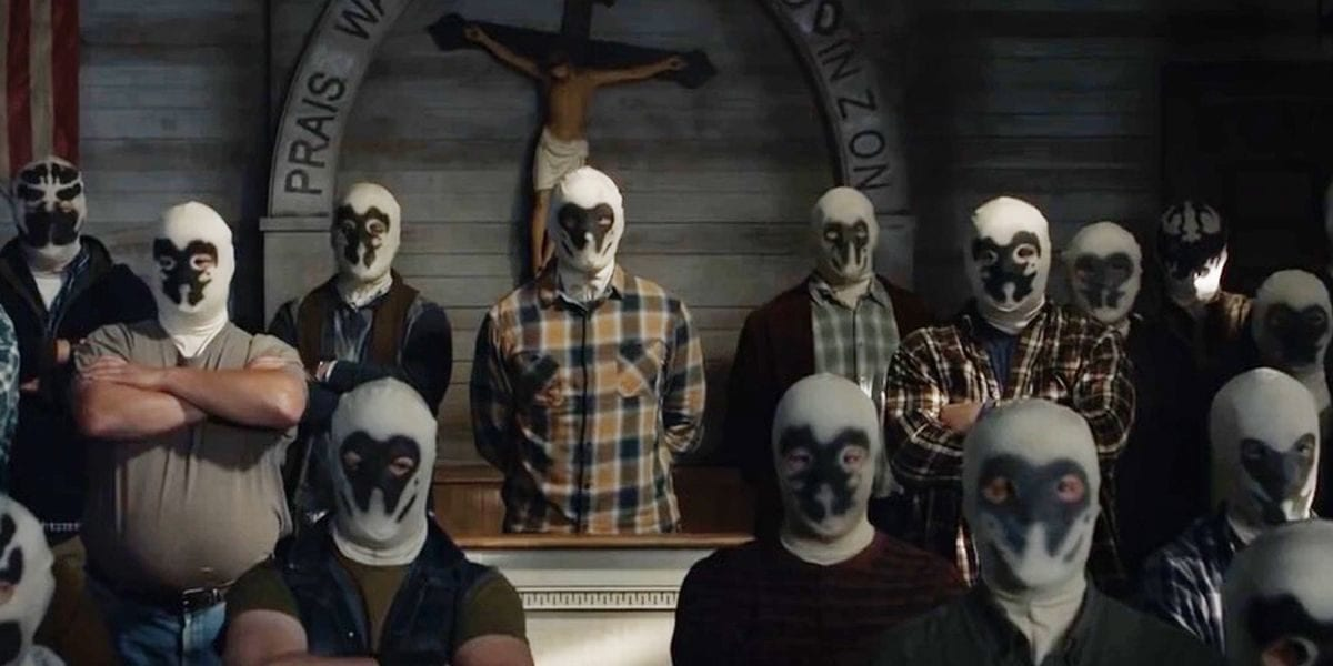Seventh Kalvary, Rorschach, HBO Watchmen Series Juneteenth Weekend