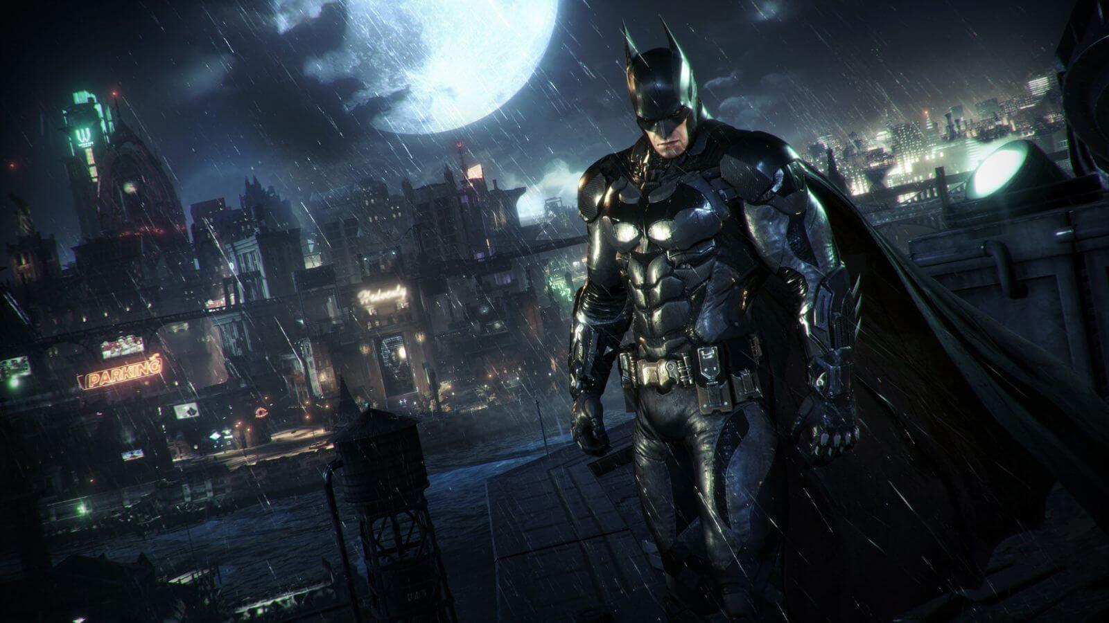 arkham legacy game rumors batman