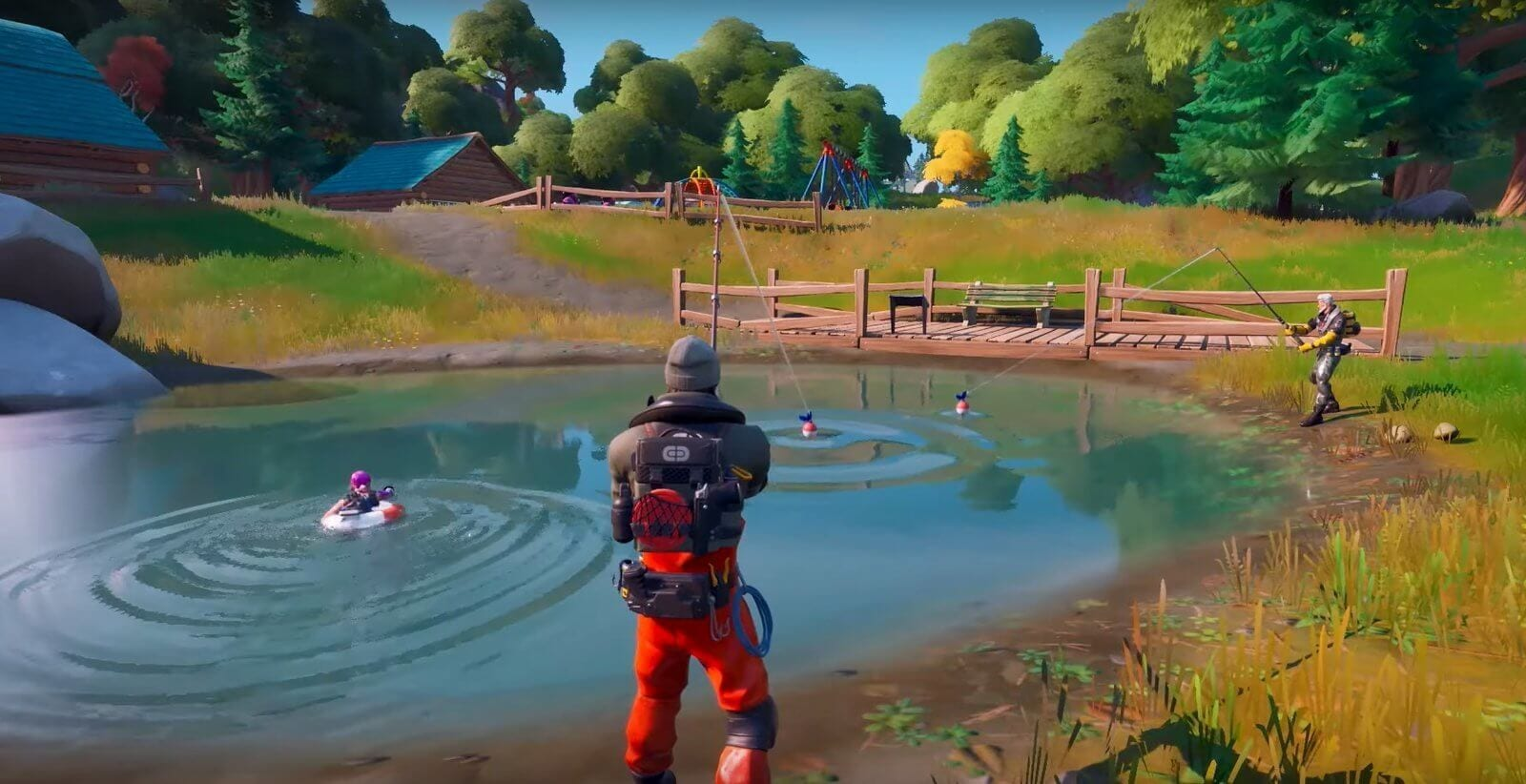 Fortnite Chapter 2 Trailer Intros New Map