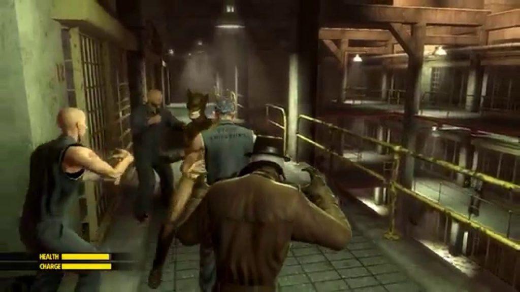 games based on comics watchmen