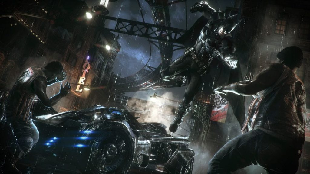 arkham legacy game rumors batman