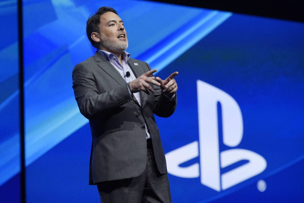 sony executive departures shawn layden e3