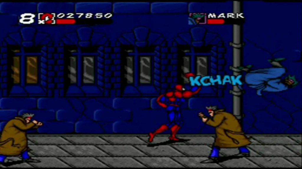 games based on comics spider-man carnage