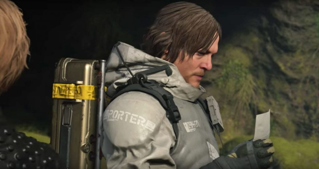 death stranding pc port announced