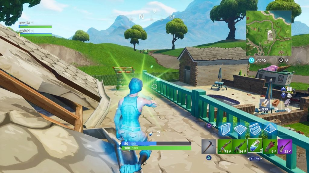 fortnite profits drop steeply game