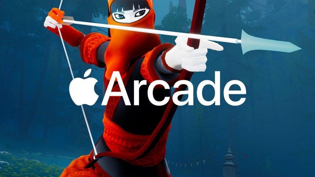 Apple Arcade multiplayer games