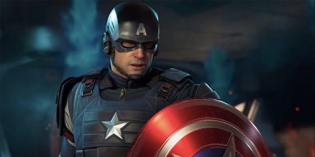 games based on comics avengers square enix
