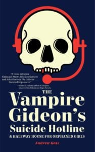 Vampire Gideon Andrew Katz