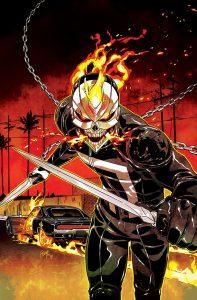 Robbie Reyes Vengeance Marvel