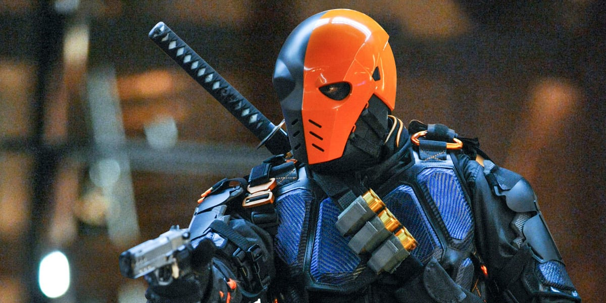 Arrow Season 8 Premiere New Deathstroke