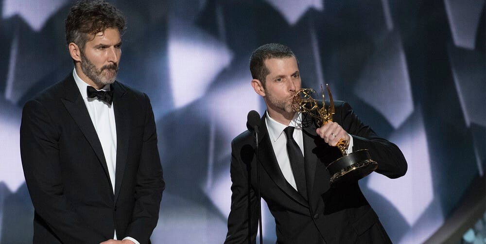 David Benioff and D.B. Weiss Leave Star wars awards