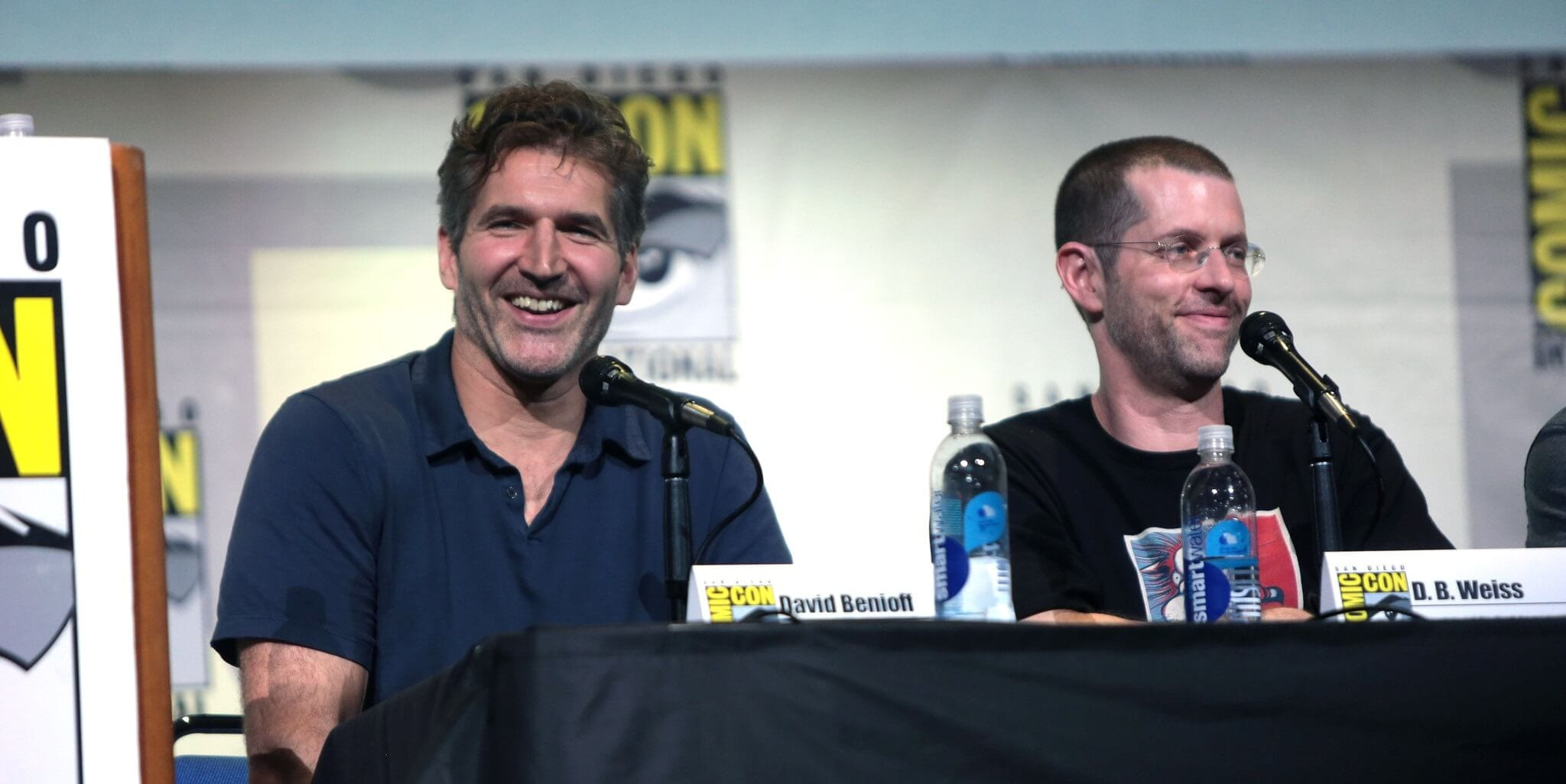 David Benioff and D.B. Weiss Leave Star Wars Trilogoy Featured