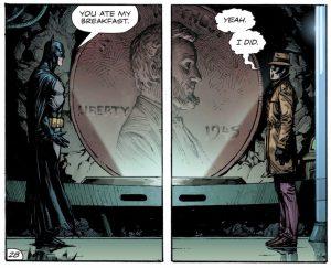 Batman, Rorschach, Doomsday Clock, Watchmen