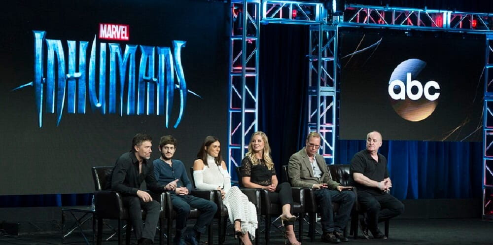 Jeph Loeb Leaving MArvel Television Inhumans